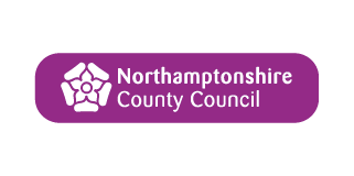 Northamptonshire County Council Logo Colour