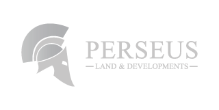 Perseus Land & Developments Logo Grey